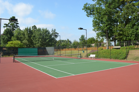 Vow Tennis Courts